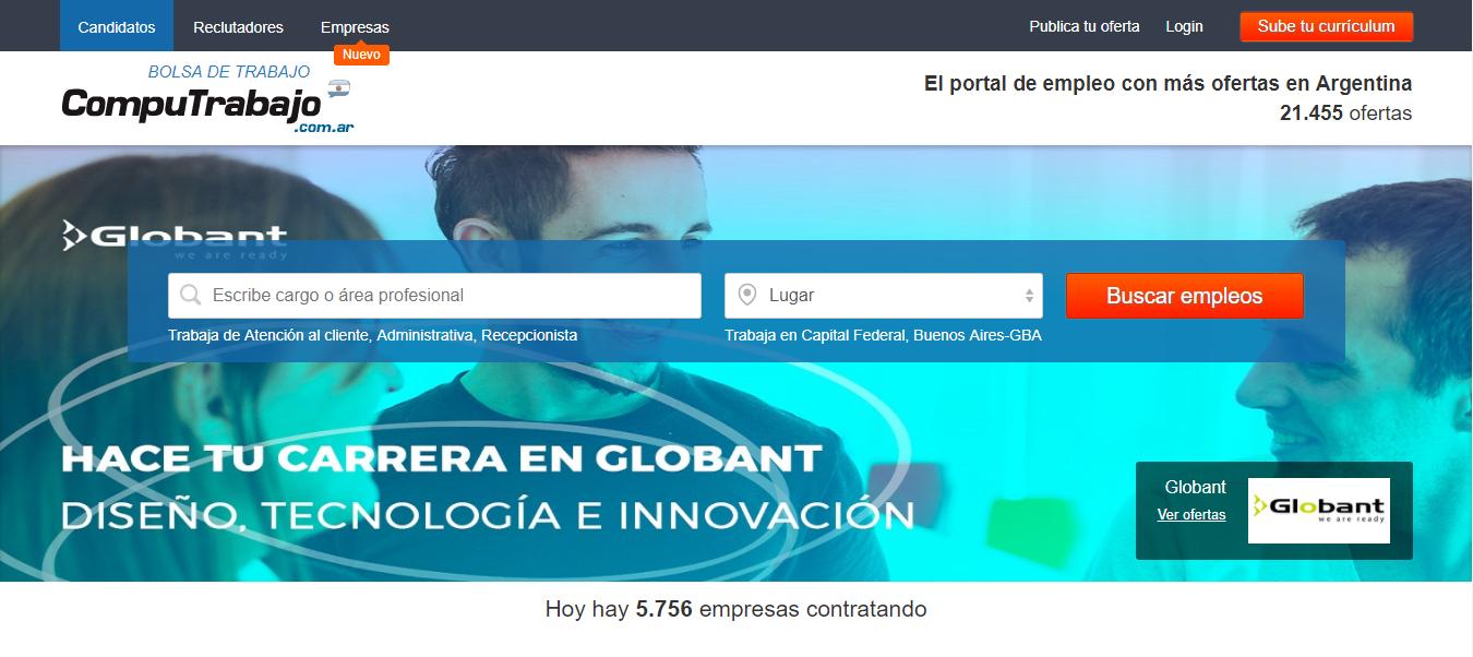 6 Portales Online Para Buscar Trabajo En Rio Grande Bonus